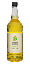 Sirop Banana Simply 250ml