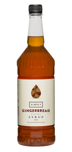 Sirop Gingerbread Simply 1L